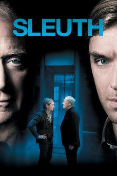 Sleuth movie poster.