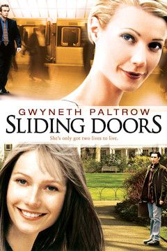 Sliding Doors movie poster.