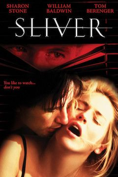 Sliver movie poster.