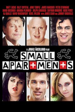 Small Apartments movie poster.