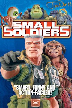Poster for the movie Small Soldiers