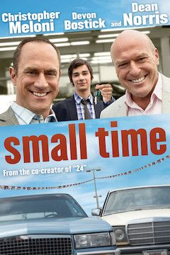 Small Time movie poster.