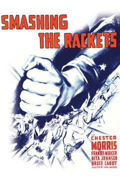 Smashing the Rackets movie poster.
