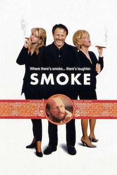 Smoke movie poster.