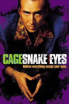 Poster for the movie Snake Eyes