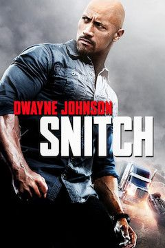 Snitch movie poster.