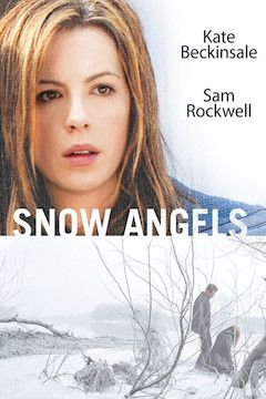 Snow Angels movie poster.