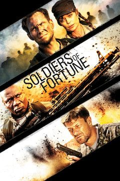 Soldiers of Fortune movie poster.
