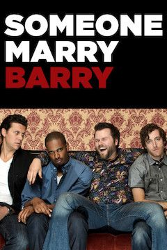 Someone Marry Barry movie poster.