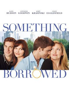 Something Borrowed movie poster.