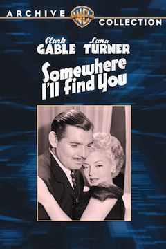 Somewhere I'll Find You movie poster.
