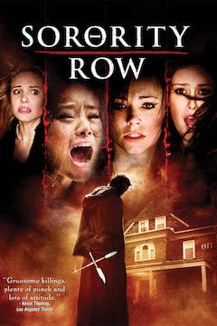 Sorority Row movie poster.