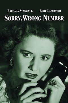 Sorry, Wrong Number movie poster.