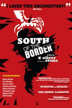 South of the Border movie poster.