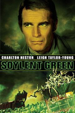 Soylent Green movie poster.