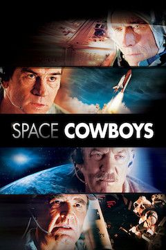 Space Cowboys movie poster.