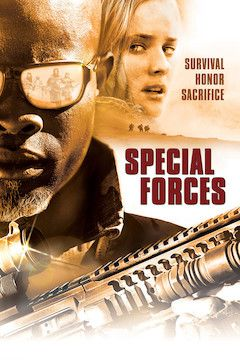 Special Forces movie poster.