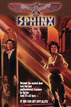 Sphinx movie poster.