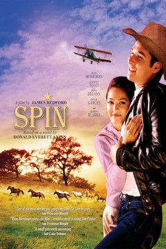 Spin movie poster.