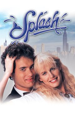Splash movie poster.