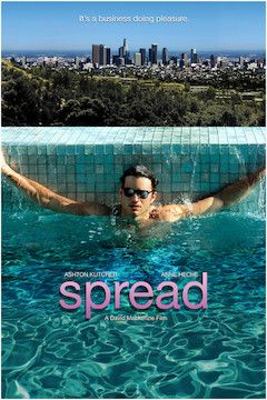 Spread movie poster.