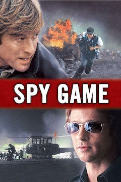 Spy Game movie poster.