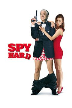 Spy Hard movie poster.