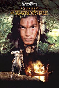 Squanto: A Warrior's Tale movie poster.