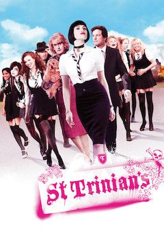 St. Trinian's movie poster.