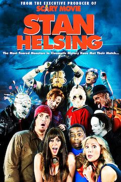 Stan Helsing movie poster.