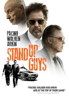 Stand Up Guys movie poster.