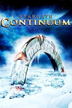 Stargate: Continuum movie poster.