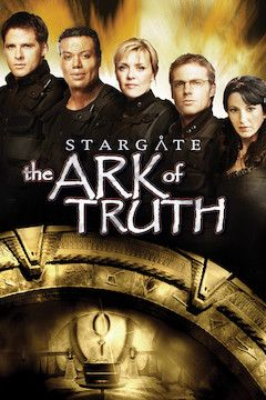 Poster for the movie Stargate: The Ark of Truth