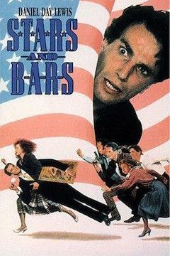 Stars and Bars movie poster.