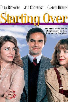 Starting Over movie poster.