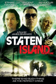 Poster for the movie Staten Island