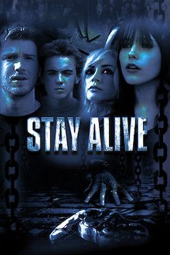 Stay Alive movie poster.