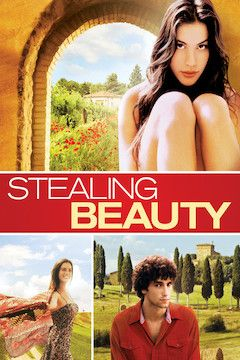 Stealing Beauty movie poster.