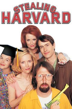 Stealing Harvard movie poster.