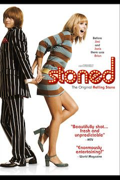 Stoned movie poster.