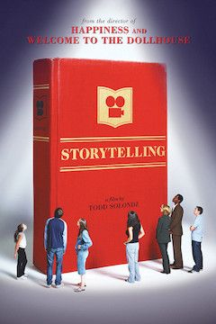 Storytelling movie poster.