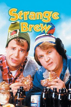 Strange Brew movie poster.