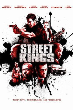 Street Kings movie poster.