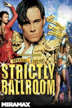 Strictly Ballroom movie poster.