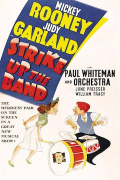 Poster for the movie Strike Up the Band