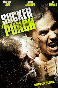 Sucker Punch movie poster.