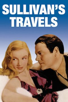 Sullivan's Travels movie poster.