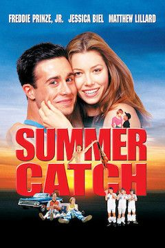 Summer Catch movie poster.