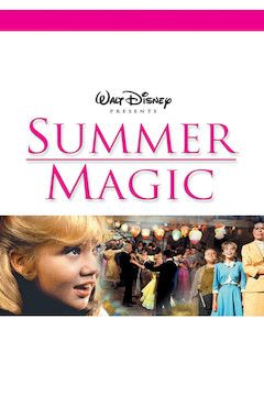 Summer Magic movie poster.