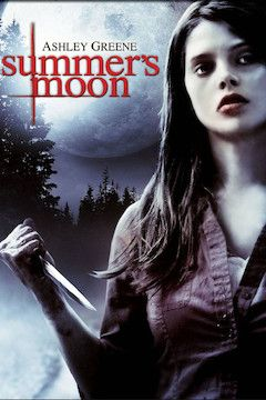 Summer's Moon movie poster.